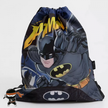 mochila saco infantil